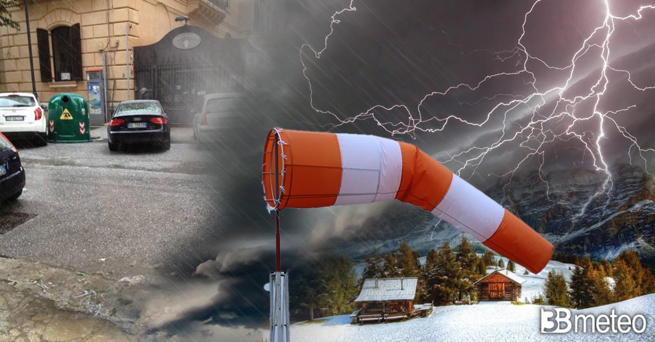 Previsioni 3b meteo