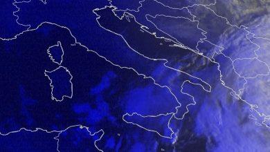 Photo of METEO AM, previsioni del tempo in Italia per il giorno 14/10/2021
