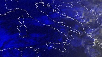 Photo of METEO AM, previsioni del tempo in Italia per il giorno 23/10/2021