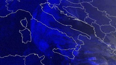 Photo of METEO AM, previsioni del tempo in Italia per il giorno 26/10/2021