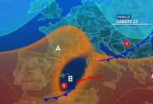 Photo of Meteo: oggi e domani. Previsioni del tempo