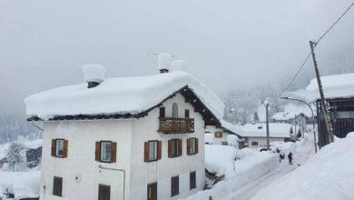 Photo of Meteo: neve, trombe d'aria e grandine. Ottobre 2021 si apre così
