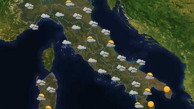 Photo of Previsioni del tempo per domani 21-10-2021