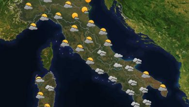 Photo of Previsioni del tempo per domani 27-10-2021