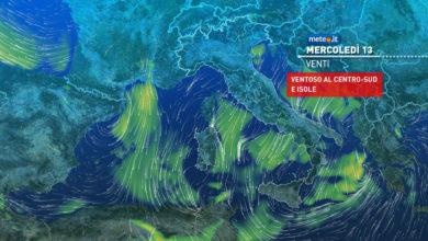 Photo of Previsioni meteo: oggi migliora, domani freddo in aumento