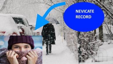 Photo of Previsioni meteo stagionali: inverno 2022 con neve RECORD?