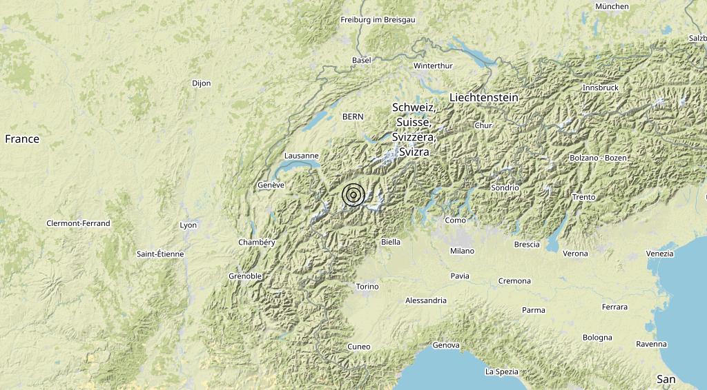 Terremoto 05-10-2021