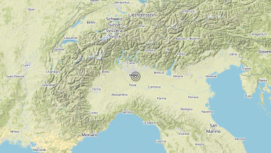 Photo of Terremoto 2 km NW Bascapè (PV) – Magnitudo (ML) 3.0