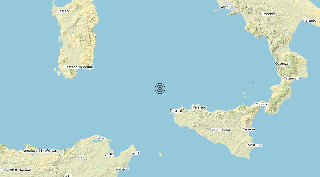 Terremoto 14-10-2021