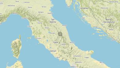Photo of Terremoto 2 km E Visso (MC) – Magnitudo (ML) 3.8