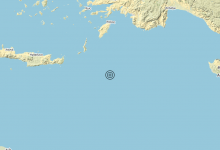 Photo of Terremoto Greece [Sea] – Magnitudo (ML) 5.8