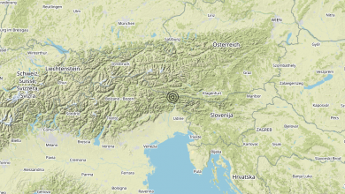 Photo of Terremoto 5 km SE Zuglio (UD) – Magnitudo (ML) 3.7