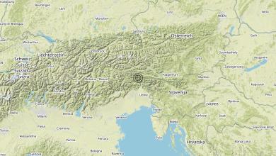 Photo of Terremoto 3 km NE Tolmezzo (UD) – Magnitudo (ML) 3.2