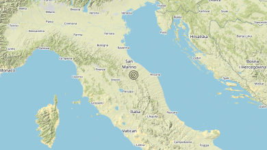 Photo of Terremoto 3 km NE Cantiano (PU) – Magnitudo (ML) 3.3