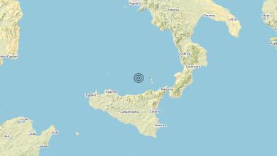 Photo of Terremoto Isole Eolie (Messina) – Magnitudo (ML) 3.2